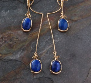 Handmade Earrings by evgems