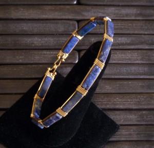 Lapis Bracelet picture